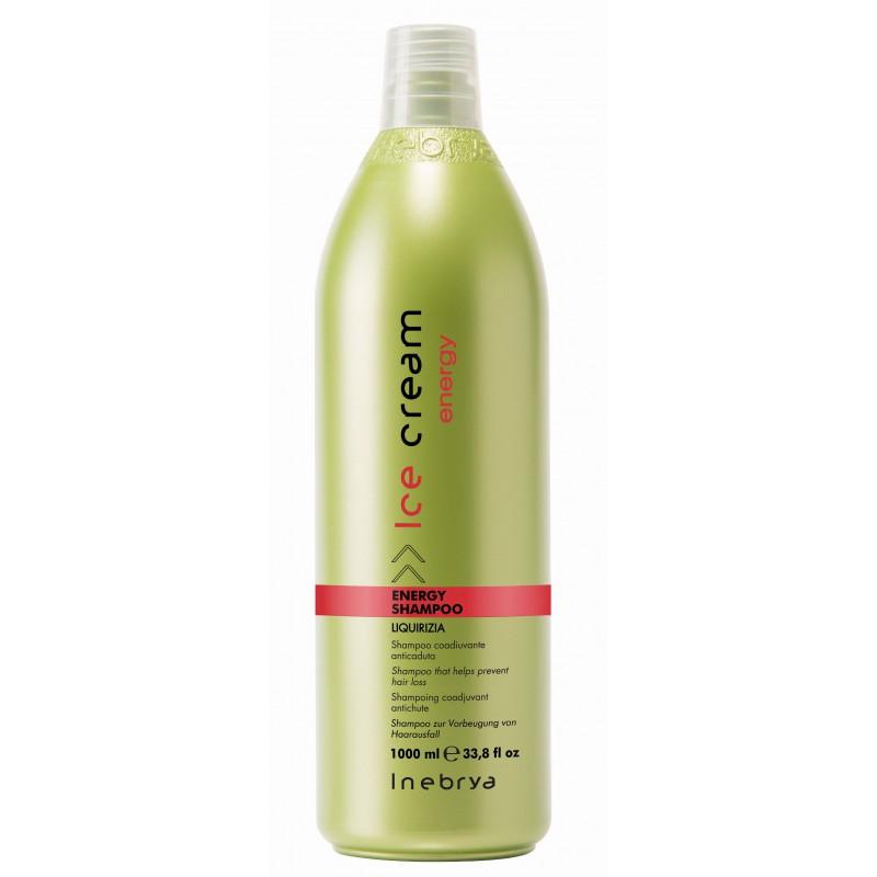 Šampūnas plaukams nuo slinkimo Ice Cream Energy Shampoo ICE20957, 1000 ml