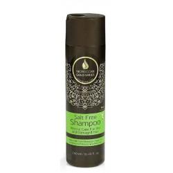 Drėkinamasis šampūnas plaukams Moroccan Gold Series Salt Free Shampoo MGSA105, skirtas sausiems ir pažeistiems plaukams, 250 ml