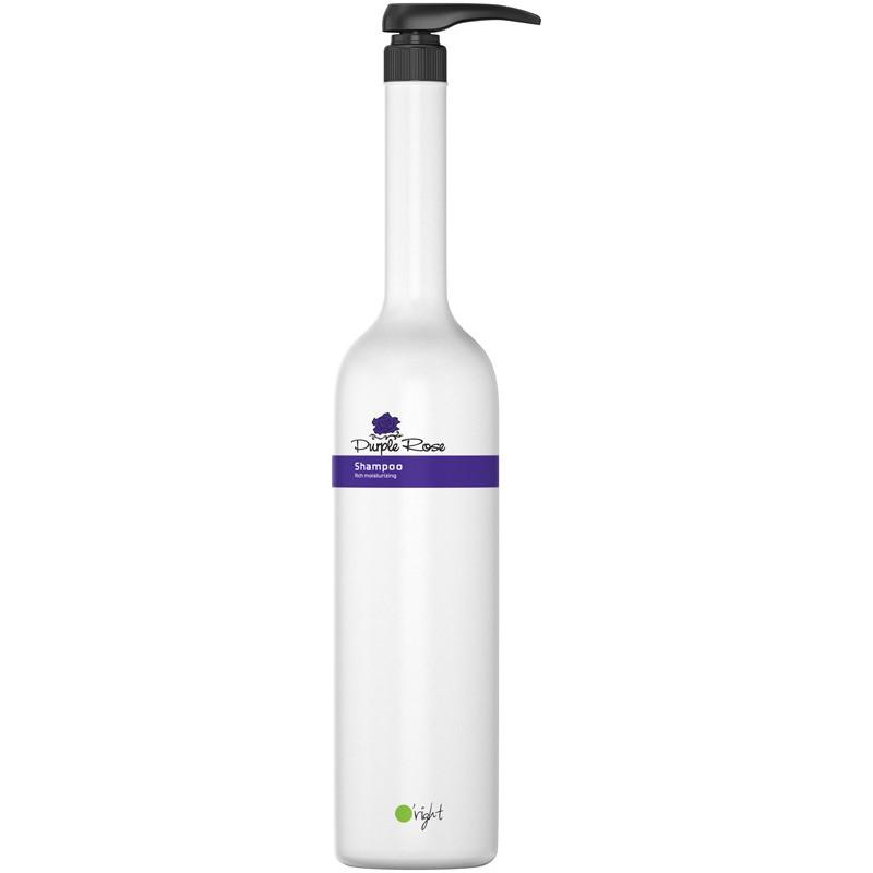 Šampūnas Oright Purple Rose Shampoo OR1AA091, drėkinantis su purpurinių rožių ekstraktu, skirtas pažeistiems plaukams, 1000 ml