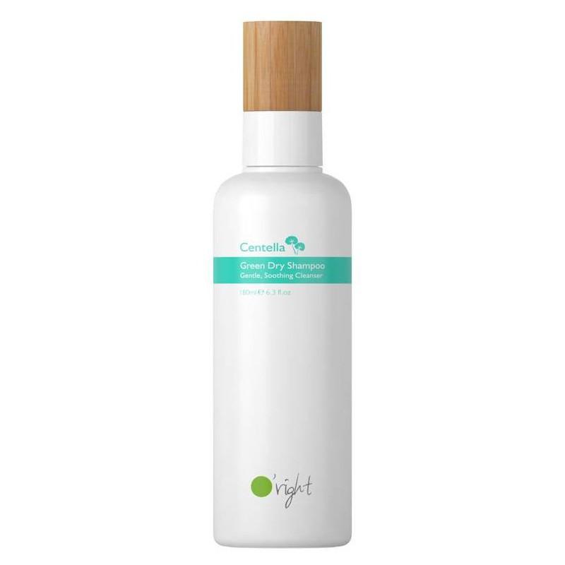 Sausas šampūnas plaukams Oright Cantella Green Dry Shampoo OR1AA8032A, su Azijine centele, 180 ml