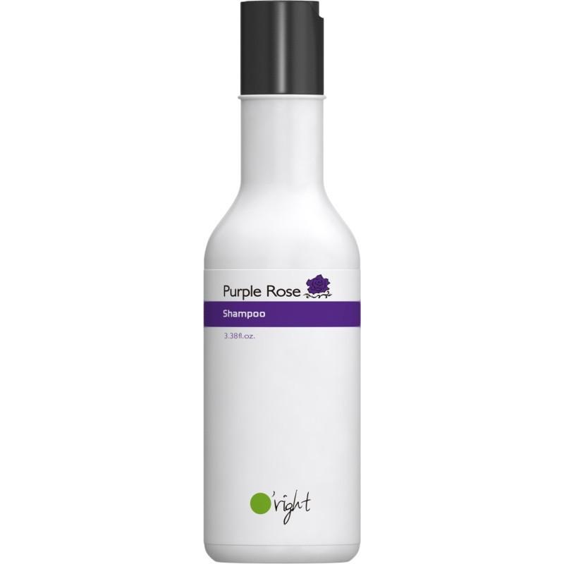 Šampūnas Oright OR9AA152, su purpurinių rožių ekstraktu, 100 ml