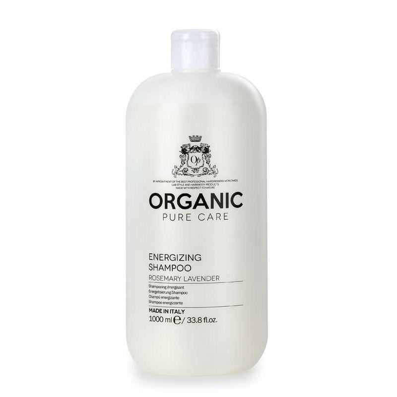Valomasis šampūnas plaukams Organic Pure Care Wellness Energising Shampoo ORGS421, skirtas riebiems plaukams, nuo pleiskanų, 1000 ml