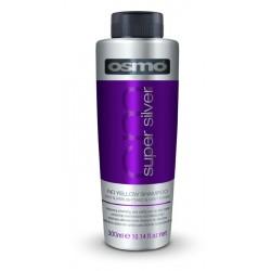 Ypač pilkinantis plaukų šampūnas Osmo Super Silver Shampoo OS064083, 300 ml