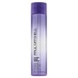 Šviesių plaukų šampūnas...
