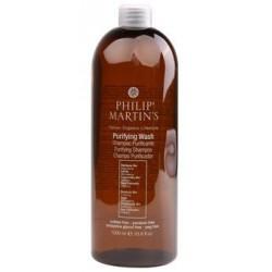 Valomasis plaukų šampūnas...