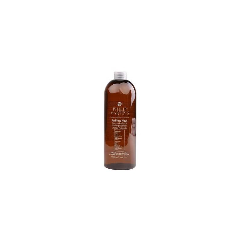 Valomasis plaukų šampūnas Philip Martin's Purifying Wash PM804, 1000 ml
