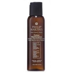 Dažytų plaukų šampūnas Philip Martin's Colour Maintenance PM874, dažytiems ir pažeistiems plaukams, 100 ml