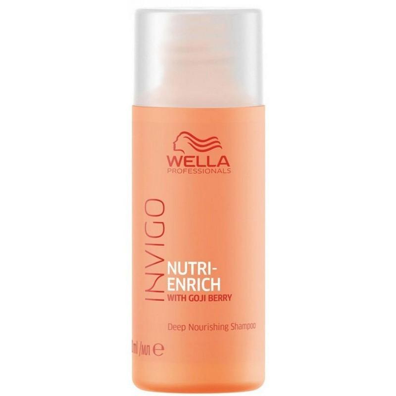 Maitinamasis šampūmas Wella Professionals Mini Shampoo WEL81648842, 50 ml