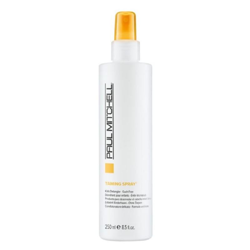 Lengvinantis iššukavimą purškiklis, vaikams Paul Mitchell Taming Spray PAUL150252, skirtas vaikams su nepaklusniais plaukais, palengvina plaukų iššukavimą , 250 ml