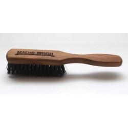 Šepetys barzdos plaukų...