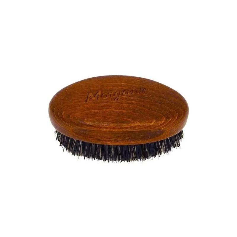Šepetys barzdai Morgan's Pomade Small Beard Brush, MPM136