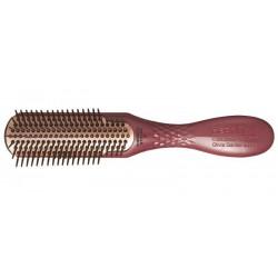 Šepetys plaukams Olivia Garden HeatPro Styler OG00295, skirtas plaukų šukavimui, atsparus karščiui, 7 eilių spygliukai