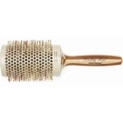 Apvalus šepetys plaukams Olivia Garden Healthy Hair Thermal 63 OG01018, 63 mm, skirtas plaukų džiovinimui ir formavimui