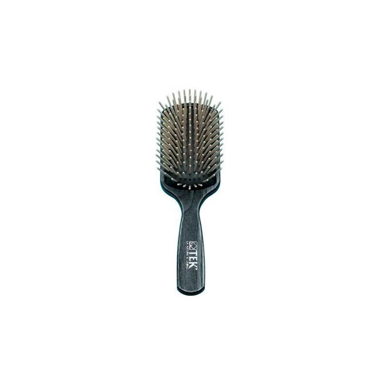 Šepetys plaukams TEK Natural 1021-38 su ilgai dantukais, didelis