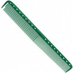 Lanksčios šukos Y.S. Park 85y335gr, 21,5 cm, žalios spalvos