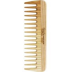 Plaukų šukos TEK Natural 2030-03 su retais dantukais, medinės