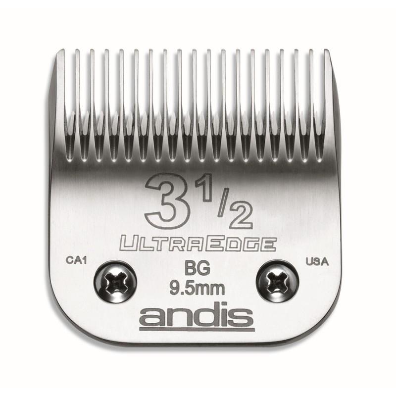 Peiliukai plaukų kirpimo mašinėlėms AN-64089, 9.5 mm ilgio