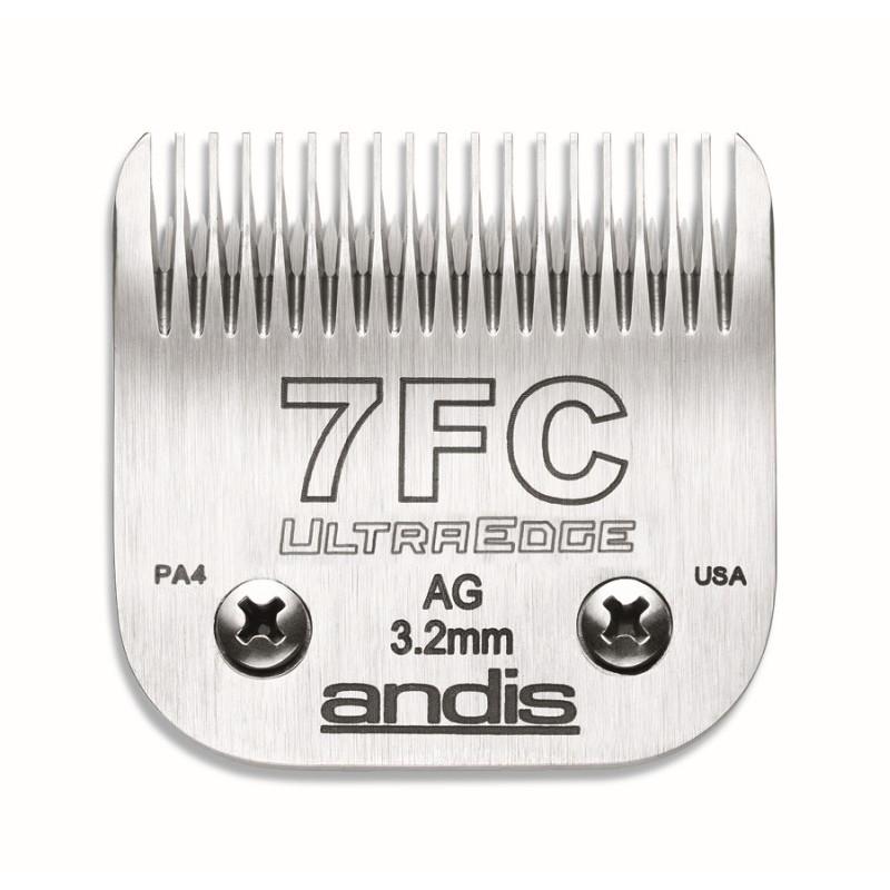 Peiliukas plaukų kirpimo mašinėlėms AN-64121, 3.2 mm ilgio