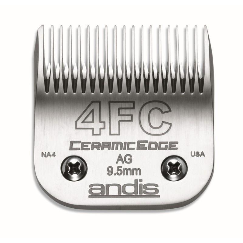 Peiliukai gyvūnų plaukų kirpimo mašinėlėms ANDIS AN-64295, 9,5mm ilgio