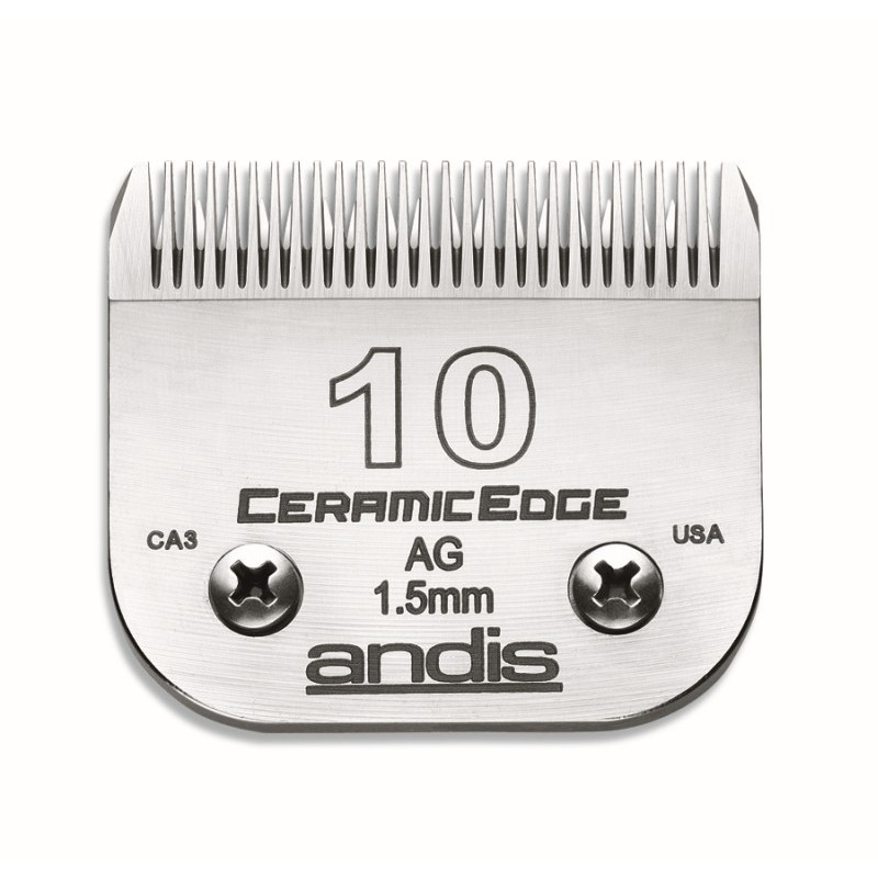 Peiliukas gyvūnų plaukų kirpimo mašinėlei ANDIS AN-64315, 1.5 mm ilgio