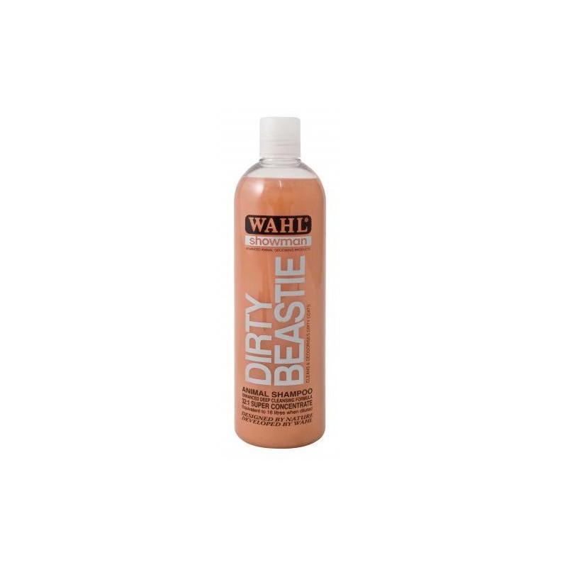 Koncentruotas šampūnas gyvūnams Wahl Pro Dirty Beastie Concentrated Shampoo WAHP2999-7540, 500 ml