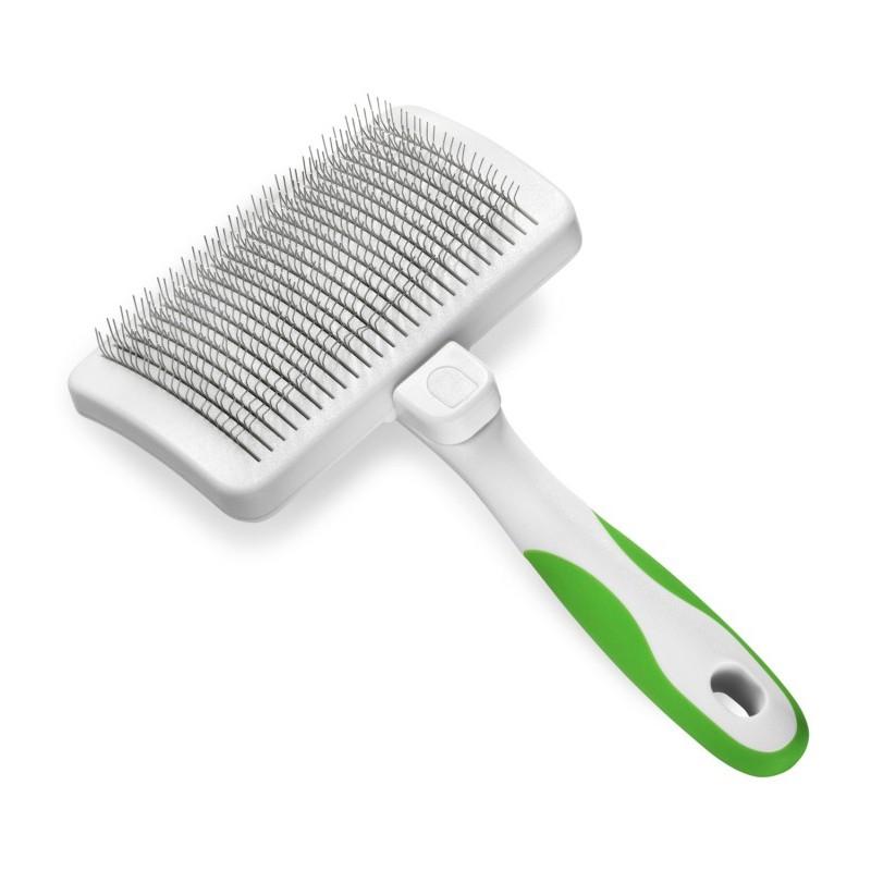 Šepetys Andis AN-40160 gyvūnų kailiui šukuoti su plaukų išvalymo funkcija