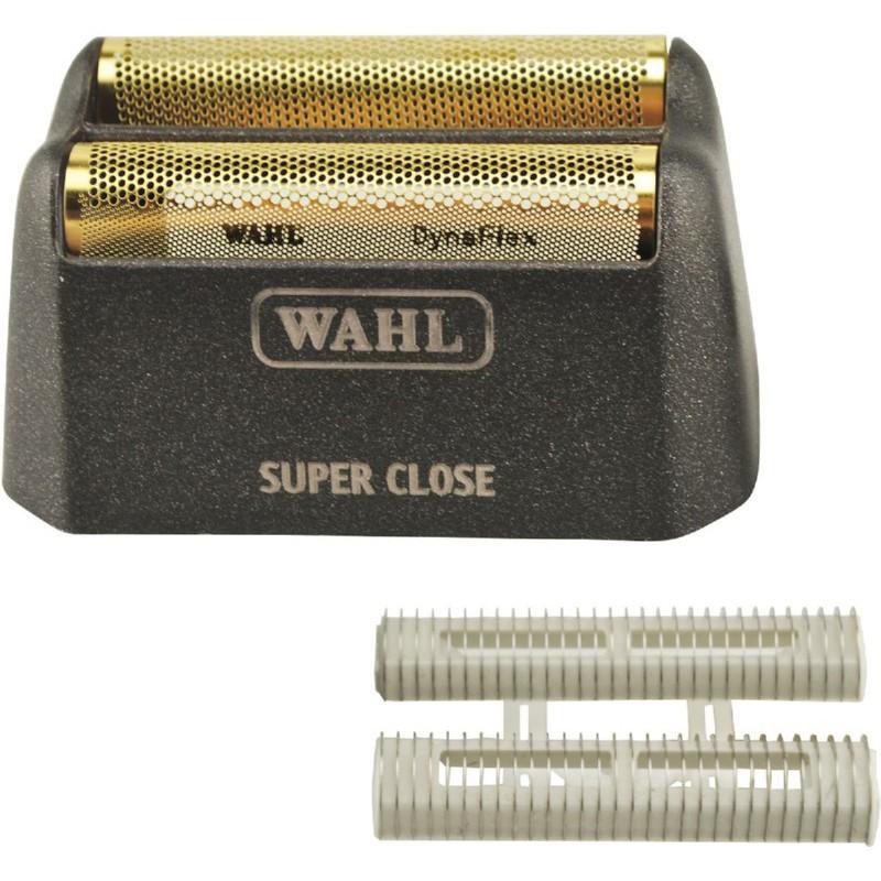 Peiliukas WAHL PRO barzdaskutei Finale Shaving Foil + Shaver Cutter 07043