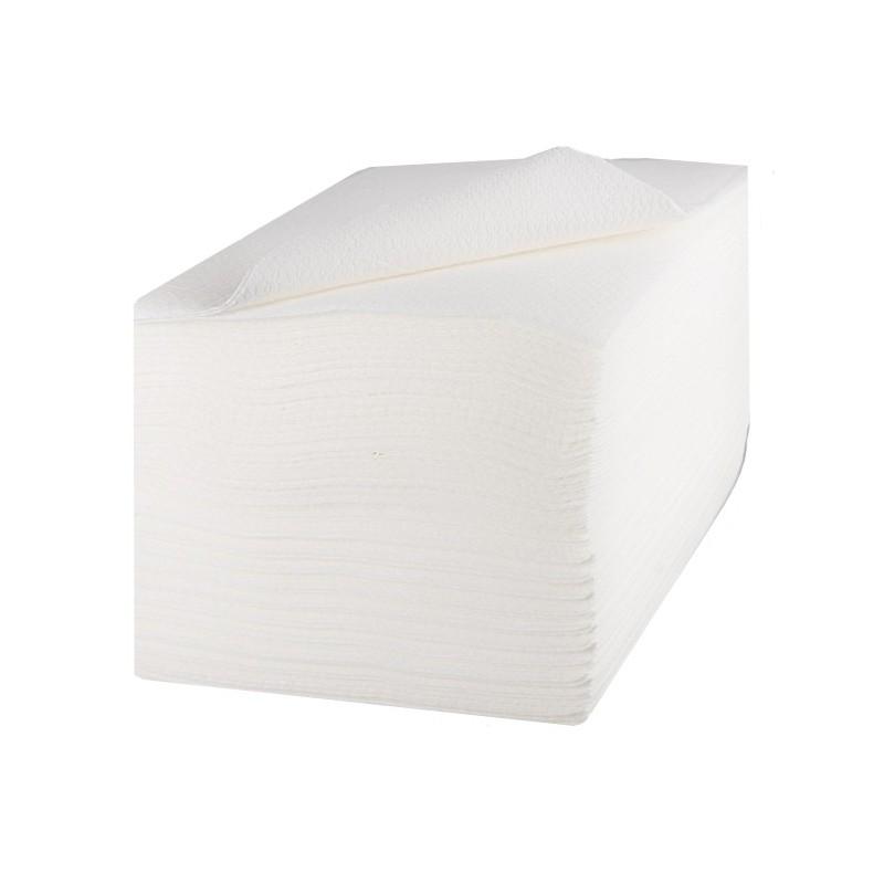 Vienkartiniai rankšluosčiai EKO Higiena Basic EKOBA82100BA, celiuliozės, 40x82 cm, 1 vnt.