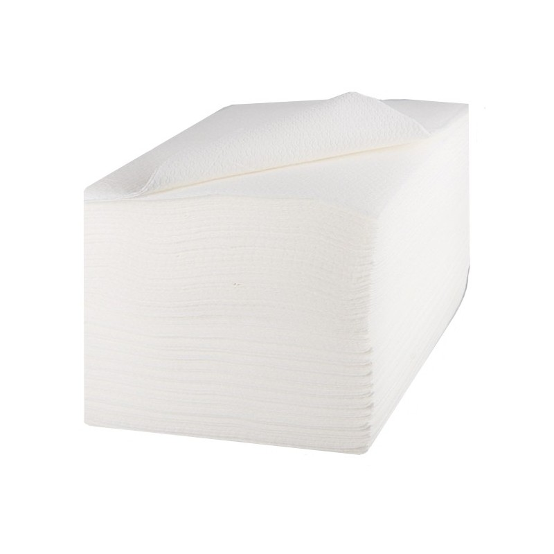 Vienkartiniai rankšluosčiai EKO Higiena Basic EKOBA85100BA, celiuliozės, 40x85 cm, 1 vnt.