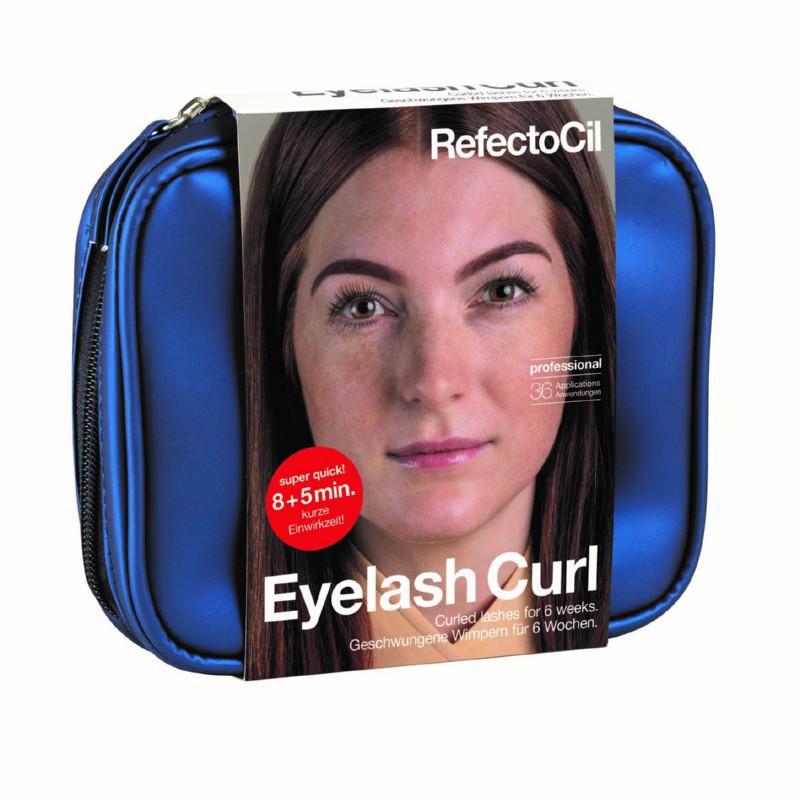Blakstienų cheminio užrietimo rinkinys RefectoCil Eyelash Perm REF2680026, 36 kartams