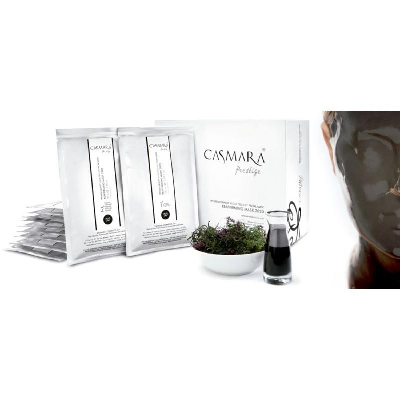 Veido kaukė Casmara Reaffirming Peel Off Mask CASA06139, 10 vnt.