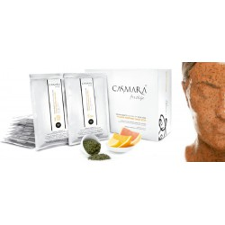 Veido kaukė Casmara Vitamin Vegetable Peel Off Mask CASA06141, 10 vnt.