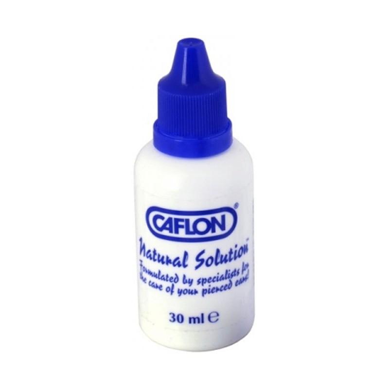 Antiseptinis, odą dezinfekuojantis skystis Caflon Ear Care Solution CAFEPL3, skirtas ausų priežiūrai po auskarų vėrimo
