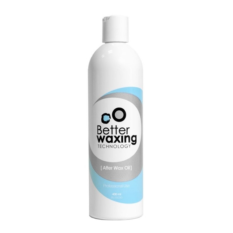 Aliejus vaško likučiams po depiliacijos nuvalyti Better Waxing Technology BL00030, 400 ml