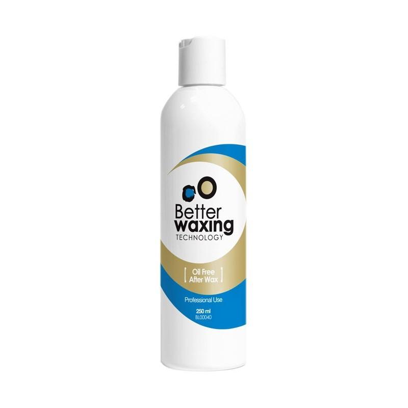 Vaško likučių nuo odos valiklis Better Waxing Technology BL00040, ne aliejinis, 250 ml