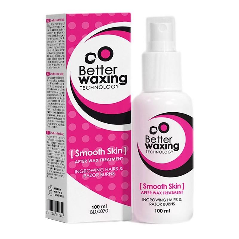 Plaukų įaugimą į odą stabdanti priemonė Better Waxing Technology BL00070, 100 ml