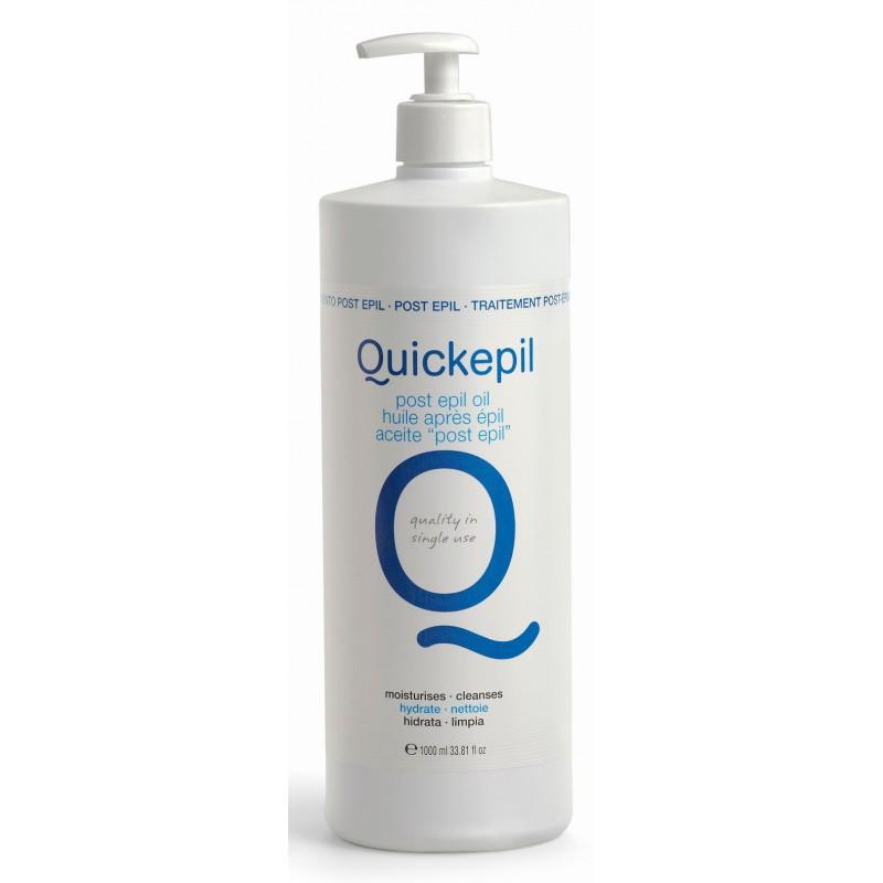Aliejus po depiliacijos Quickepil Post Epil Oil QUI3030601005, 1000 ml