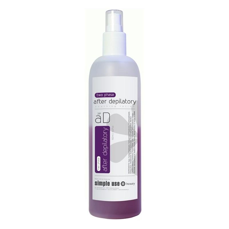 Dvifazė emulsija po depiliacijos Simple Use Beauty SIMR24, 150 ml