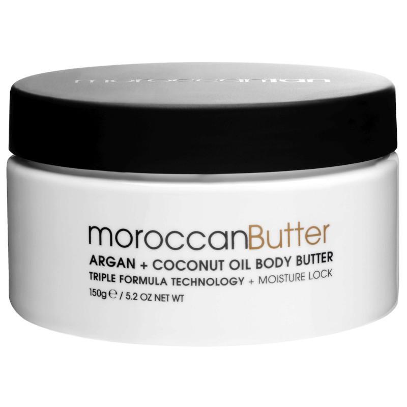 Kūno odos sviestas Moroccan Tan Body Butter MT0082015, 150 g
