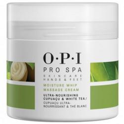 Lengvas drėkinamasis masažo kremas OPI Moisture Whip Massage Cream, OPIASM21 236 ml.
