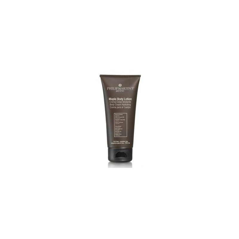 Drėkinamasis kūno losjonas Philip Martin's Maple Body Lotion PM889, 200 ml