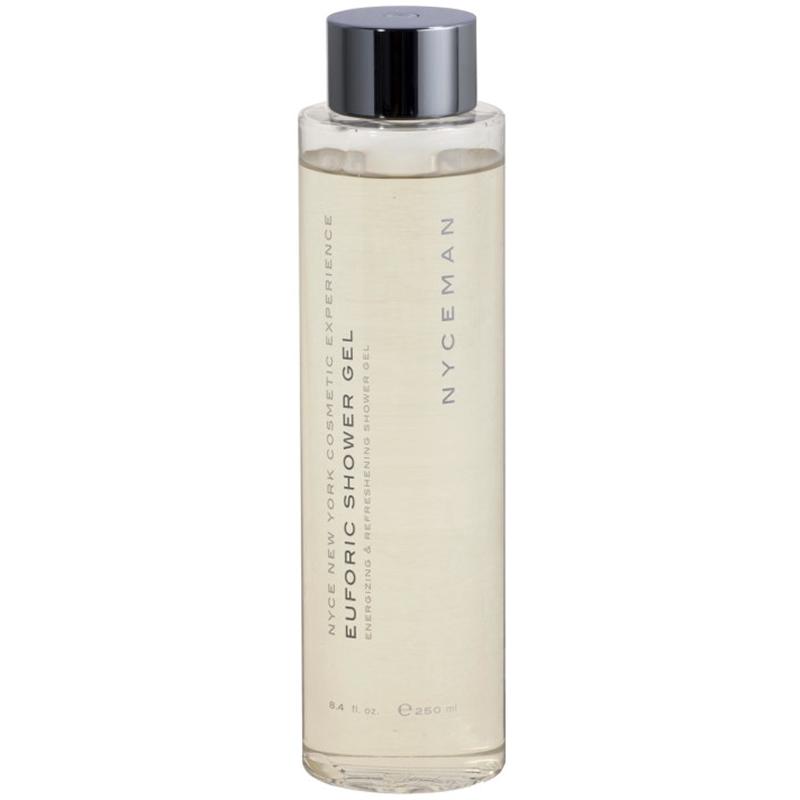Plaukų ir kūno dušo želė Nyce Euforic Shower Gel NYCMANGEL001, 250 ml