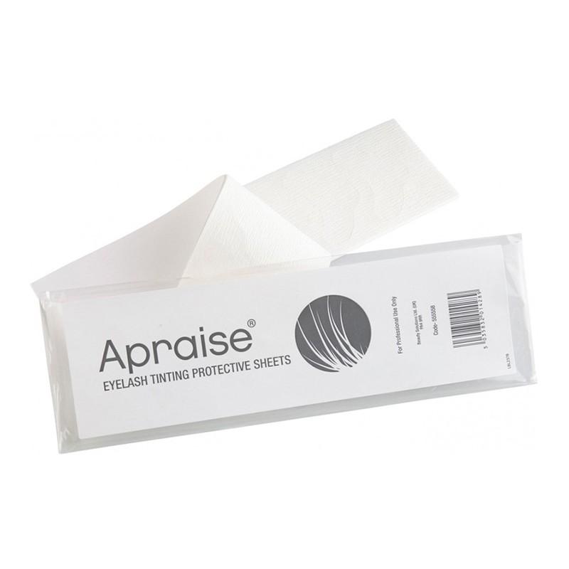 Apsauginiai lapeliai po akimis prieš blakstienų dažymą Apraise Eyelash Tinting Protective Sheets OS555558, 96 vnt.