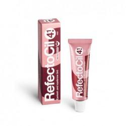Blakstienų ir antakių dažai RefectoCil REF05741, 15 ml, Nr. 4.1 raudona