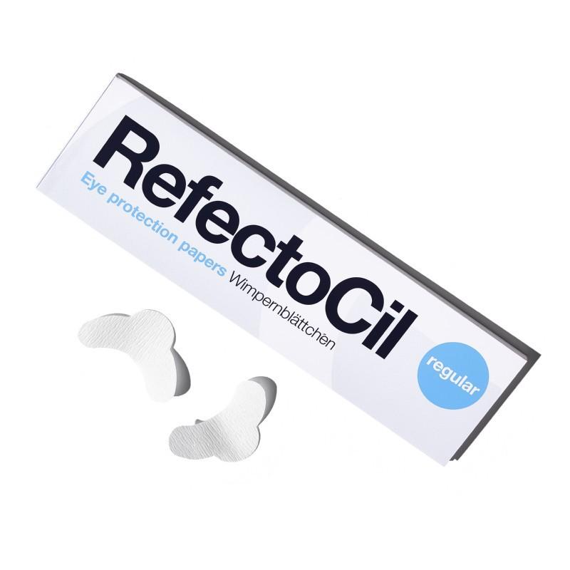Apsauginiai lapeliai po akimis RefectoCil REF05790/6140, 96 vnt.