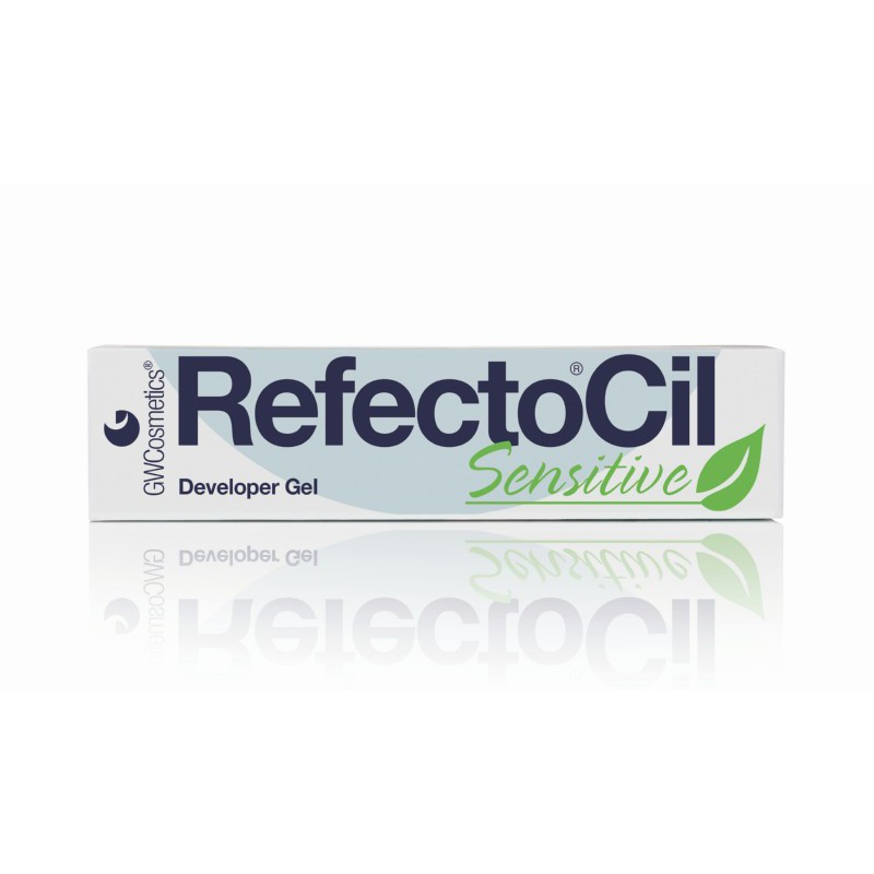 Oksidacinis gelis RefectoCil Sensitive REF3081287  jautriai odai ir akims, 60 ml