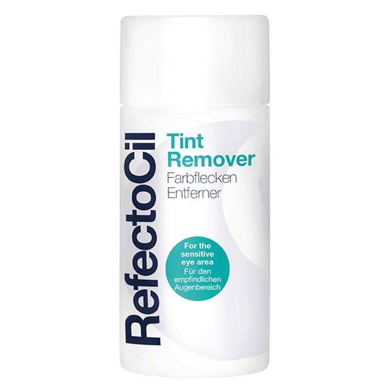 Dažų valiklis RefectoCil Tint Remover REF6115, skirtas naudoti po blakstienų ir antakių dažymo, 150 ml