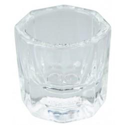 Stiklinis indelis dažams...