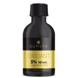 Oksidacinis skystis blakstienų ir antakių dažams Sumita Liquid Developer SUM8150, 10 vol, 3%, 50 ml