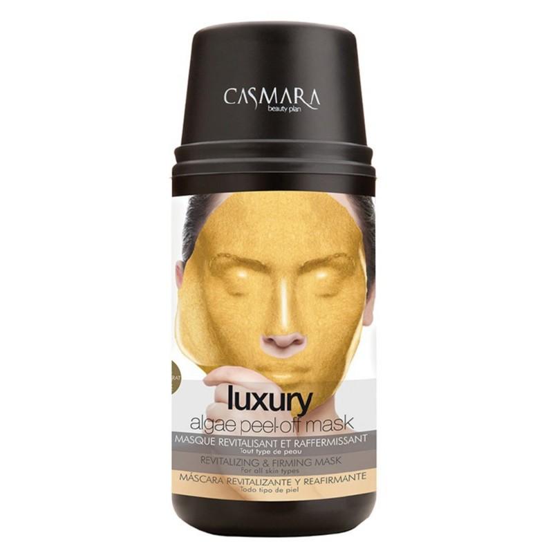 Alginatinė veido kaukė Casmara Luxury Algae Peel Off Mask Kit CASA70003, atgaivinanti veido odą